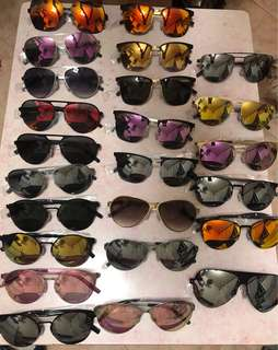 鈦金屬太陽眼鏡