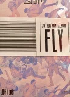 GOT7 FLIGHT LOG : DEPARTURE ALBUM