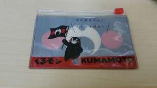 日本買雙面熊本熊卡片套