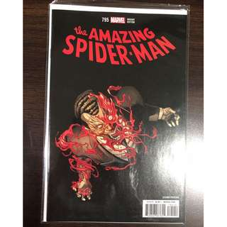 Amazing Spider-Man #795 2nd Print Variant Red Goblin VF/NM