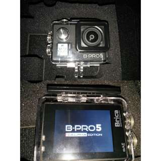 Action Cam B-Pro 5 Alpha Edition 2S Wifi