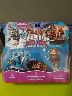 Skylanders Trap Team- NightMare Express Adventure Pack
