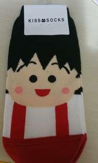小丸子韓國短襪