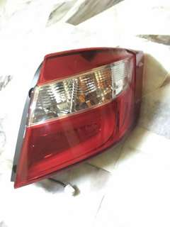 Perodua Bezza Tail Lamp Original New
