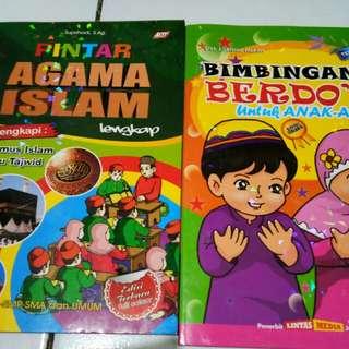 Paketan  Buku Tuntunan Anak Anak Islam