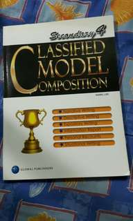 Classified model composition secondary 4