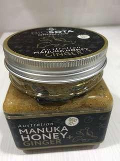 Ginger Manuka Honey MGO30+