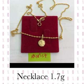 Necklace (pawnable)