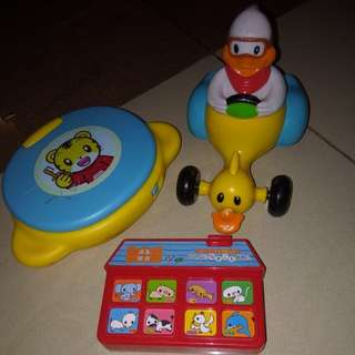 Baby set toys (all battery functions)
