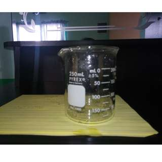 250 mL Pyrex Beaker (Original)