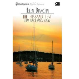 Ebook Ujian Bagi Sang Suami (The Husband Test) - Helen Bianchin
