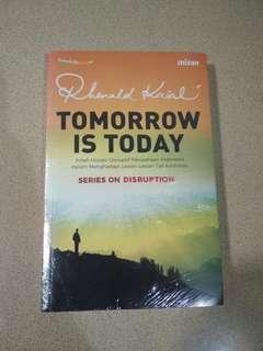Tomorrow Is Today: Inilah Inovasi Disruptif Perusahaan Indonesia dalam Menghadapi Lawan-Lawan Tak Kelihatan