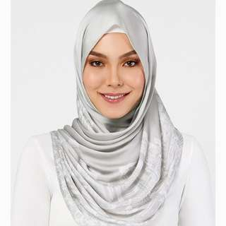 KL Duckscarves Grey