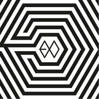 🚚 EXO第二張迷你專輯「上癮Overdose」(中文版)(空專)