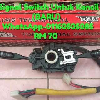 Signal Swicth Kancil