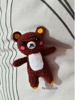 Crochet Rilakkuma