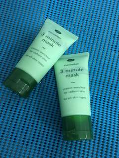 Boots 3 minute mask