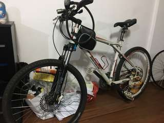 GT mountain Bike QUICKSALE