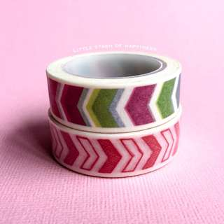 FREE NORMAL MAIL Washi Tapes #019, #020