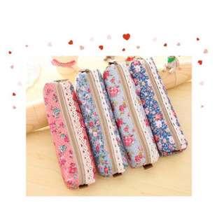 [PO] Floral pencil case