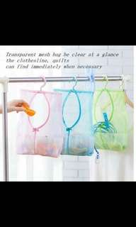 Transparent Mesh Bag /Net