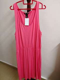 Pinky dress from H&M