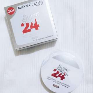 Maybelline face powder products