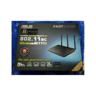 (BNIB) Asus RT-AC66U Router Wireless-AC1750