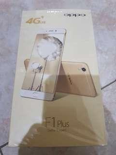 Oppo F1 Plus Gold Second Mulus