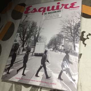 Esquire September 2014 (Eraserheads)