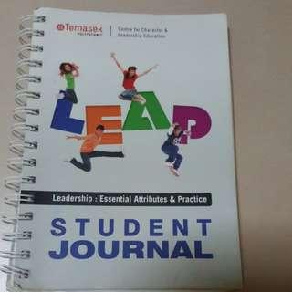 LEAP Student Journal (Temasek Poly)