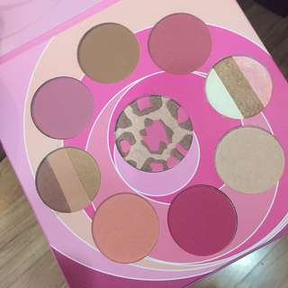 Coastal scents blush and bronzer