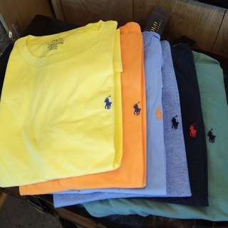 Polo Ralph Lauren  Crewneck Tee Adult: Medium (US size)