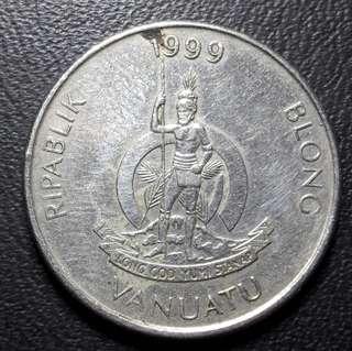 Koin kuno Vanuatu