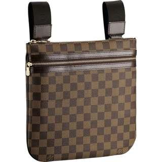 Authentic Louis Vuitton Pochette Bosphore