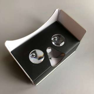 (全新) 虛擬眼鏡 3D眼鏡 VR BOX Virtual Reality Goggle VR Headset
