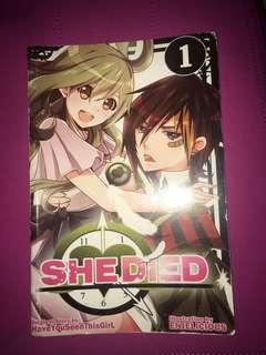She Died Wattpad Manga Comics