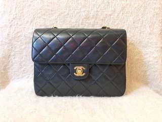 Chanel中古vintage classic flap mini 20cm