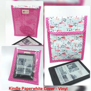 Kindle Casing - Paperwhite with Vinyl