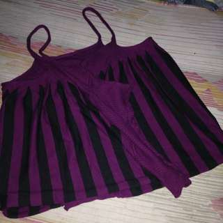Purple Top outer
