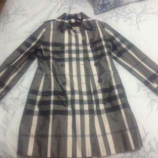 👚AUTH Burberry Trench Coat👚