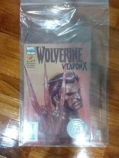 Marvel - Wolverine Weapon X #1 (DF Cvr)
