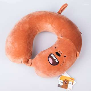 We Bare Bears Neck Rest Pillows ( D1 )