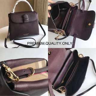 Burberry Crossbody two way bag