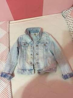 H&M Jacket Jeans