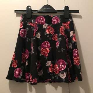 $30 flash sale🎉 Floral Skirt