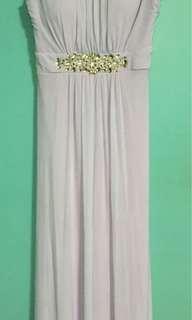 Lavander/Purple Long Gown