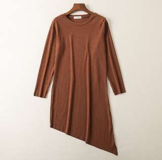 FREE POSTAGE KNITTED DRESS