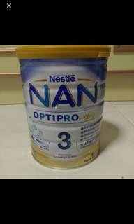 Nestle nan optipro 3