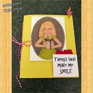 FINAL SALE ! - Handmade Journal